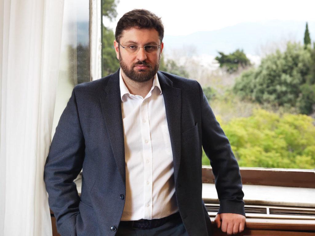 Υπέρ της λύσης στο ονοματολογικό με την ΠΓΔΜ ο Κ. Ζαχαριάδης