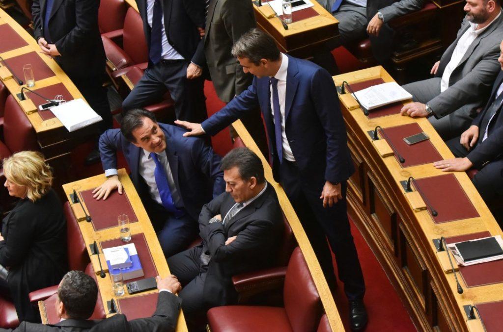 Κ. Ζαχαριάδης: «Τον Μητσοτάκη τον έχει καπελώσει η γραμμή Άδωνι και Βορίδη»