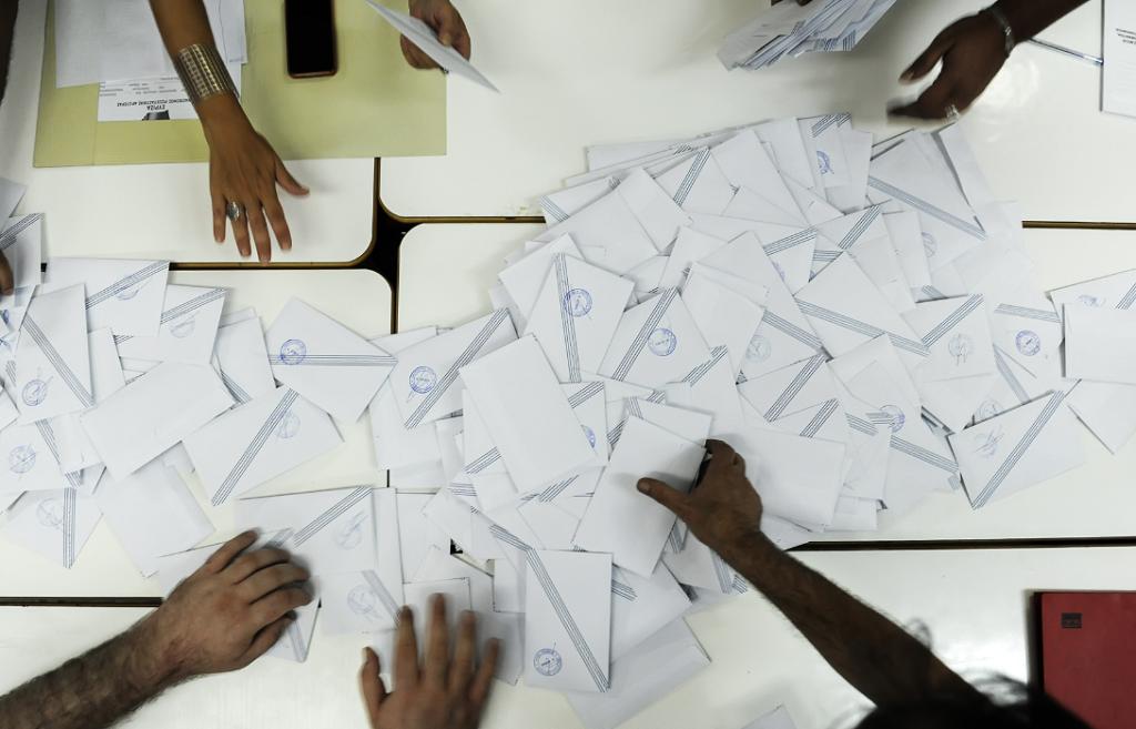 Κ. Ζαχαριάδης: Εκλογές στο τέλος της τετραετίας