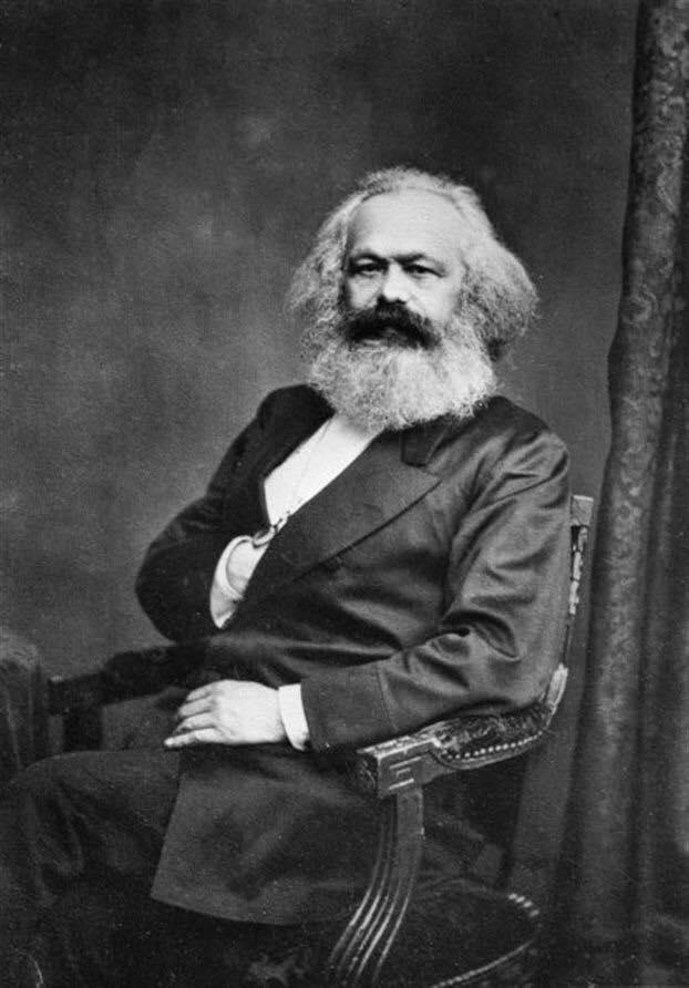 Ο Κ. Ζαχαριάδης για τα 200 χρόνια από τη γέννηση του Καρλ Μαρξ