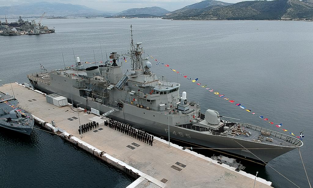 Κ. Ζαχαριάδης: Η Ελλάδα προσπαθεί να εκσυγχρονίσει τα όπλα της