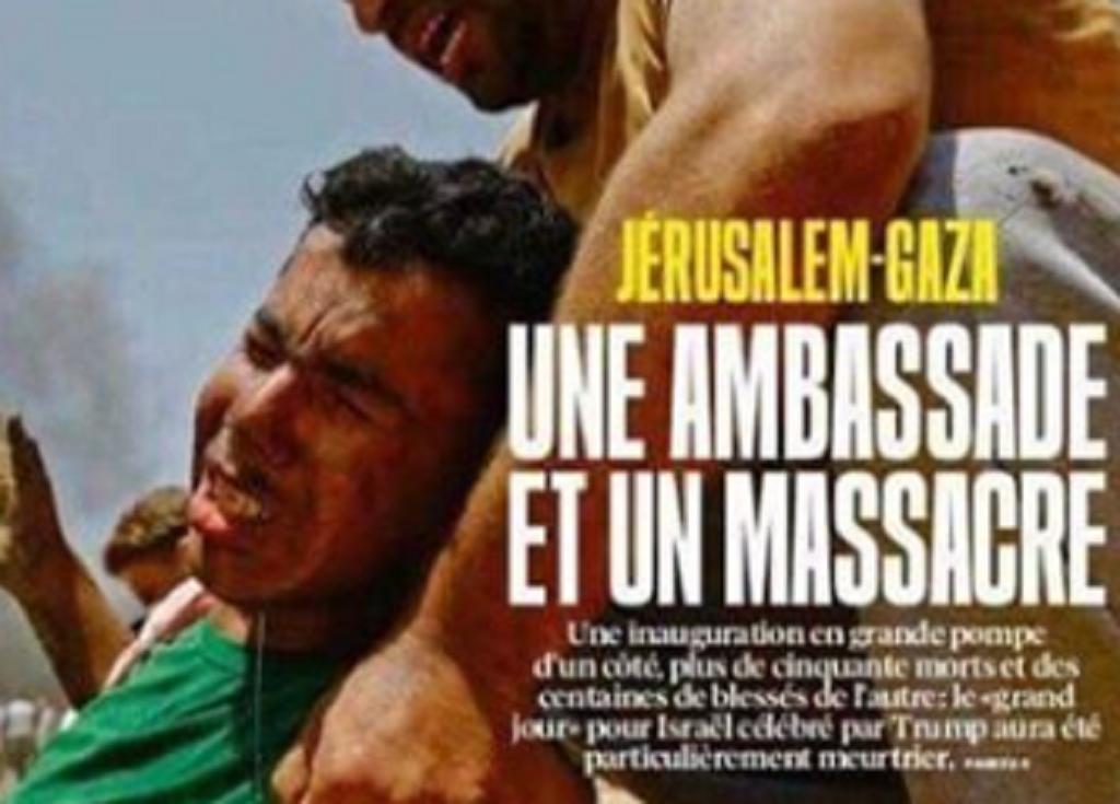 Ο Κώστας Ζαχαριάδης για το μακελειό στη Λωρίδα της Γάζας