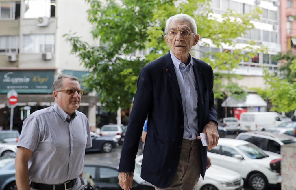 Ο Κ. Ζαχαριάδης ζήτησε καταδίκη της βίας χωρίς αστερίσκους