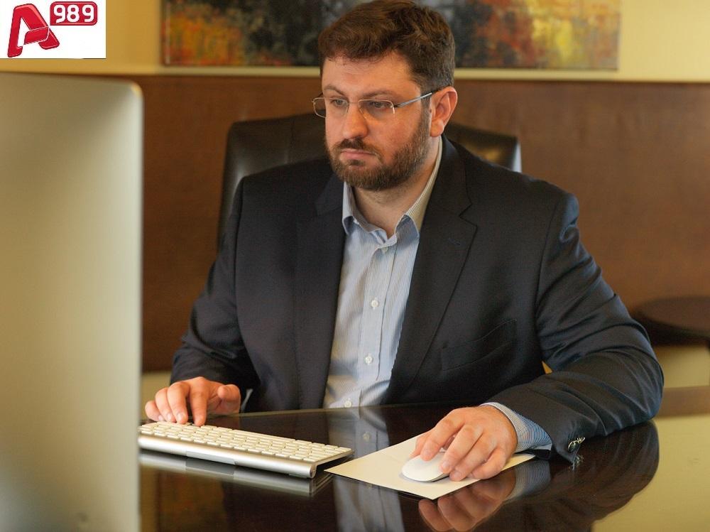 Ζαχαριάδης: Απαιτείται θεσμική και πολιτική αυστηρότητα από όλους για να αντιμετωπιστούν οι ακρότητες των ναζί