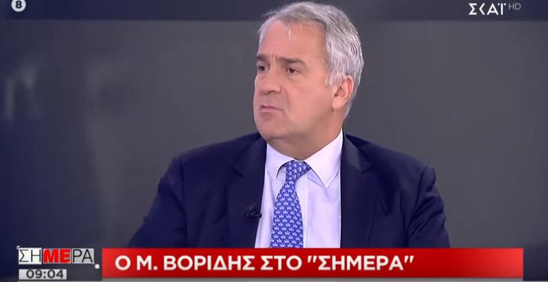 «Το ξύλο είναι στοιχείο αναγκαστικότητας» δήλωσε ο Μάκης Βορίδης για την αστυνομική αυθαιρεσία στην ΑΣΟΕΕ. Η Ντόρα Μπακογιάννη θα μας πει ότι δεν κατάλαβε σωστά;