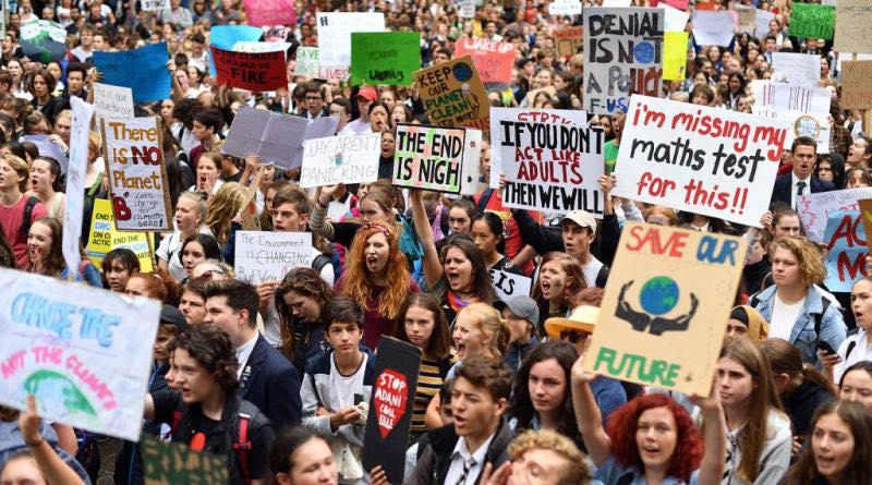 Ξεκινά η Διάσκεψη του ΟΗΕ για το Κλίμα (COP25). Όχι άλλη καθυστέρηση και αδιαφορία.