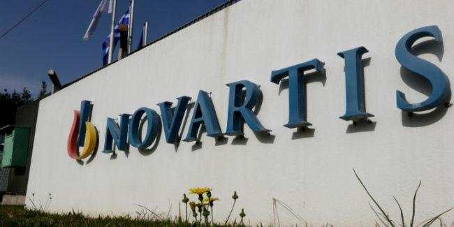 Το σκάνδαλο Novartis είναι πανθομολογούμενο διεθνώς. Στην Ελλάδα αντί να βοηθούν την έρευνα κυνηγούν μάρτυρες. Ντροπή!