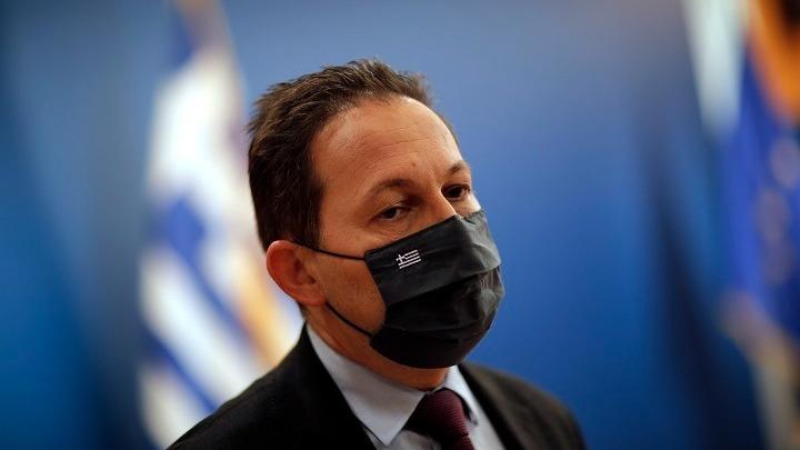 Κ. Ζαχαριάδης – Μ. Χατζηγιαννάκης: Στέλιος Πέτσας, ψεύτης ως κυβερνητικός εκπρόσωπος, ψεύτης και ως αναπλ. υπουργός Εσωτερικών